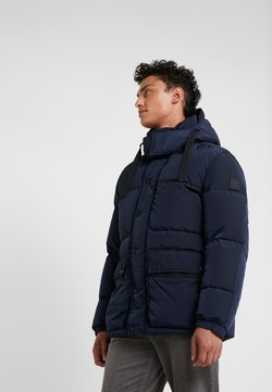 BOSS - ODOORO - Daunenjacke - dark blue