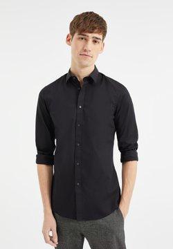 WE Fashion - Camicia elegante - black
