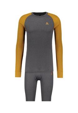 ODLO - SET - Unterhemd/-shirt - grau