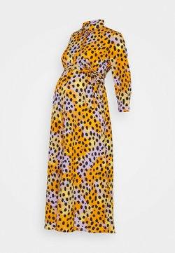 Pieces Maternity - PCMROSIA - Vestido camisero - apricot