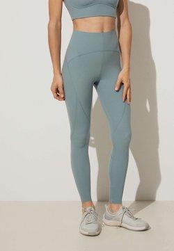 OYSHO - Collant - turquoise