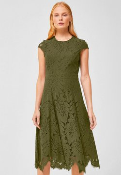 IVY & OAK - Cocktailkleid/festliches Kleid - dark olive