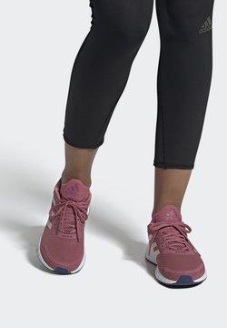 adidas Performance - DURAMO SL - Chaussures de running neutres - tramar/pnktin/tecind