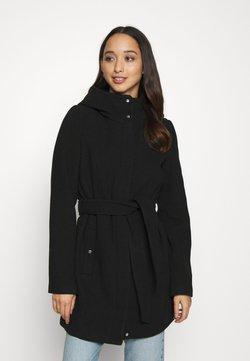 Vero Moda - VMCLASSLIVA JACKET - Short coat - black