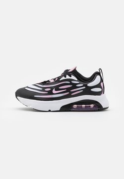 Nike Sportswear - AIR MAX EXOSENSE - Baskets basses - white/light arctic pink/black/dark sulfur