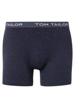 TOM TAILOR - Shorty - dark blue