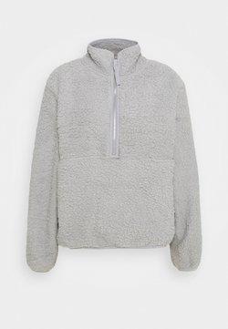 Cotton On Body - ZIP - Fleecepaita - grey