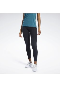 Reebok - 2020-03-01 REEBOK PUREMOVE TIGHTS - Tights - black