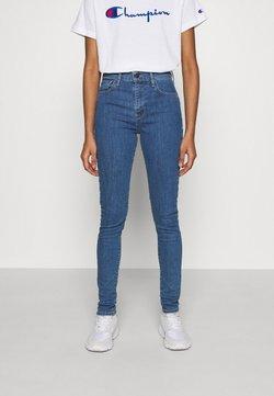 Levi's® - 720 HIRISE SUPER SKINNY - Jeans Skinny Fit - eclipse mextra