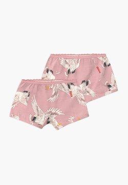 Claesen's - GIRLS 2 PACK - Shorty - pink/off-white