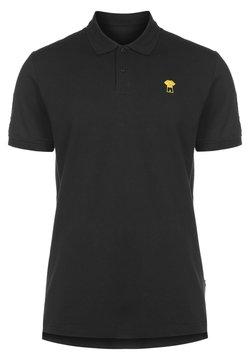 Puma - BORUSSIA DORTMUND - Poloshirt - black, yellow