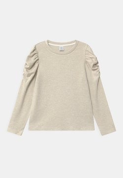 Lindex - TEENS POPPY - Trui - light dusty white