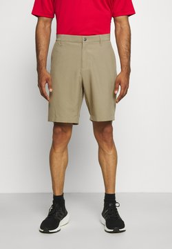 adidas Golf - ULTIMATE CORE SHORT - Träningsshorts - beige
