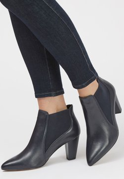 Next - TAN EXTRA WIDE FIT FOREVER COMFORT® FORMAL ANKLE BOOTS - Stiefelette - blue
