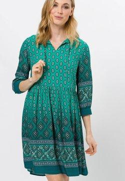 zero - Freizeitkleid - emerald green