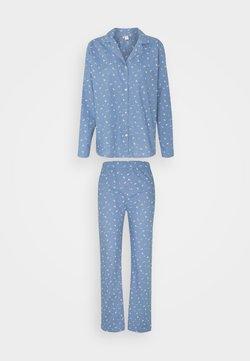 Becksöndergaard - TINY FLOWER SET - Pyjama - forever blue