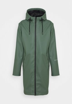 Calvin Klein Jeans - TECHNICAL RAINCOAT - Parka - duck green