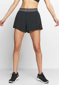 Nike Performance - SHORT  - kurze Sporthose - black/thunder grey