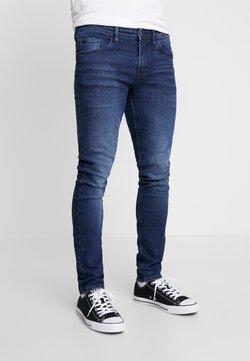 TOM TAILOR DENIM - CULVER STRETCH - Jeans Skinny Fit - used dark stone blue denim