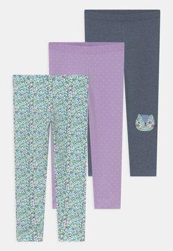 Marks & Spencer London - CAT 3 PACK - Leggings - Hosen - multi-coloured