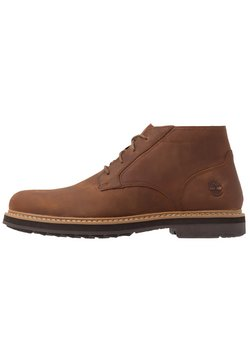 Timberland - SQUALL CANYON WP CHUKKA - Schnürstiefelette - mid brown