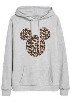 Next - MICKEY MOUSE  - Kapuzenpullover - grey