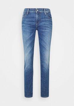 Denham - MONROE MID - Relaxed fit jeans - blue