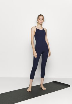 Free People - SIDE TO SIDE PERFORMANCE - tanssihaalari - navy