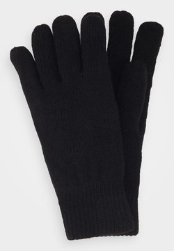 Barbour - CARLTON GLOVES - Fingerhandschuh - black