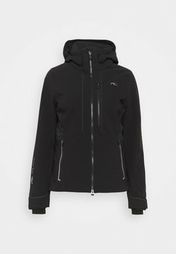 Kjus - WOMEN EVOLVE JACKET - Ski jas - black