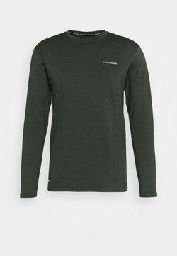 Endurance - MELL MELANGE - Camiseta de deporte - deep forest