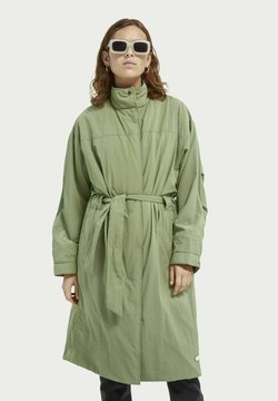 Scotch & Soda - Parka - sea green