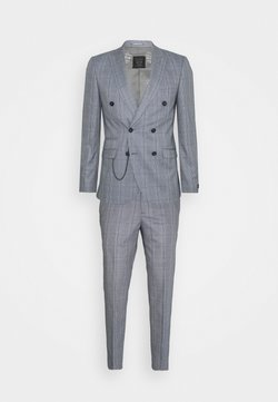 Shelby & Sons - OAKDALE SUIT SET - Costume - light blue