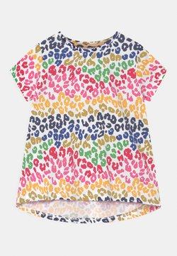 Never Fully Dressed Kids - RAINBOW LEOPARD SWING - T-Shirt print - multi-coloured