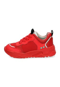 Bunnies - CHARLY CHUNKY - Sneaker low - red