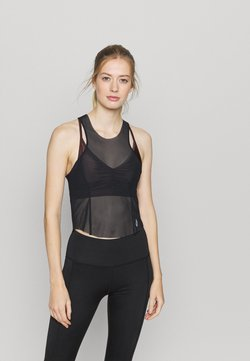 Free People - SESH TANK - Top - black