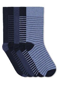 WE Fashion - 5 PACK - Socken - navy blue