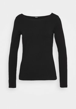 Zign - Langarmshirt - black