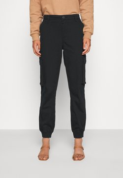 ONLY - ONLMADEA - Cargohose - black