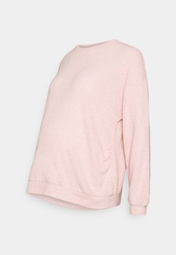 Dorothy Perkins Maternity - MATERNITY SOFT TOUCH - Camiseta de manga larga - blush