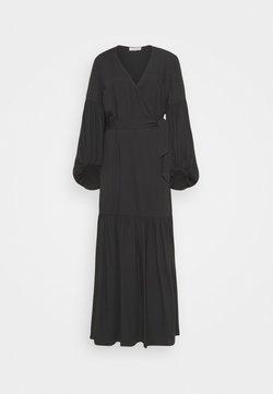 By Malene Birger - FRILLA - Vestido largo - black