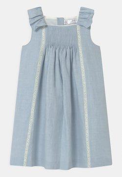 Twin & Chic - SOTOGRANDE - Blusenkleid - blue