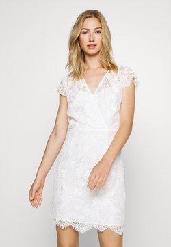 Morgan - LIME - Sukienka etui - off white