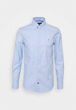 Tommy Hilfiger Tailored - DOBBY SLIM - Camicia elegante - light blue/white