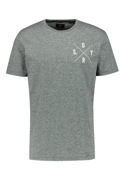 Superdry - T-Shirt print - grau