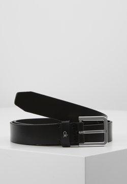 Calvin Klein - MUST FIX BELT - Gürtel - black