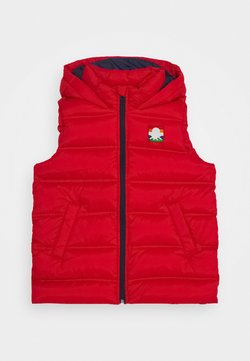 Benetton - BASIC BOY - Smanicato - red