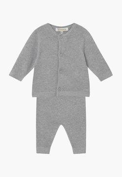 Staccato - SET - Vest - mottled grey