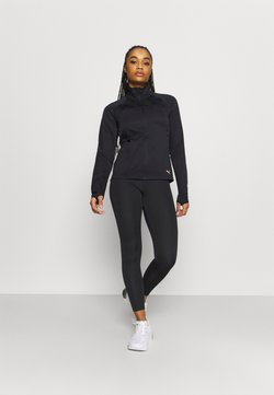 Puma - ACTIVE YOGINI SUIT SET - Trainingsanzug - puma black