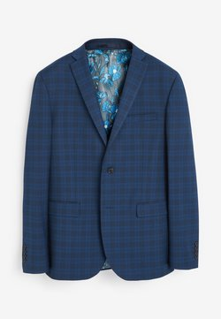 Next - TAILORED FIT - Marynarka garniturowa - blue